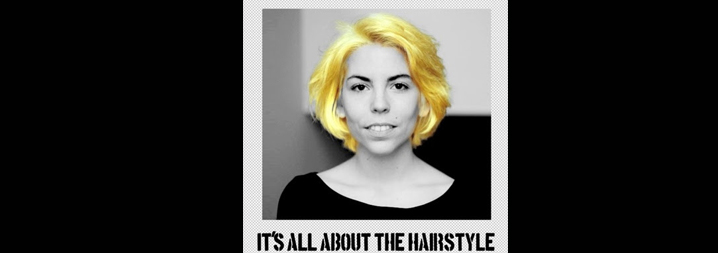 It's all about the hairstyle. El cas de Marina Prados