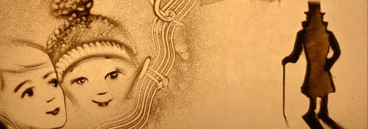 Albert Guinovart & Somnis de Sorra: Conte de Nadal de Charles Dickens