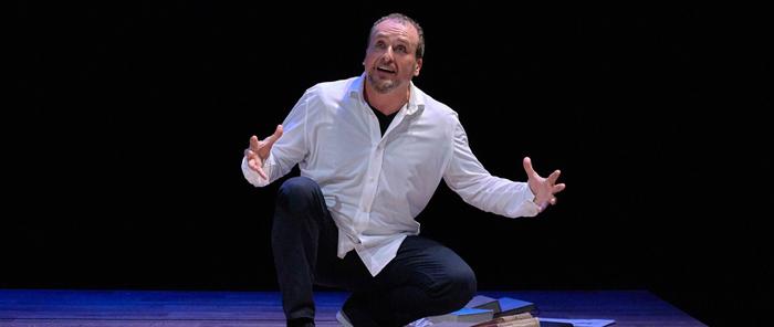 Finalizada: 'Inconsolable' con Fernando Cayo a 15€ en el Teatre Romea