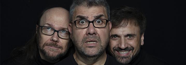Flo, Mota y Segura: El sentido del humor. Dos tontos y yo