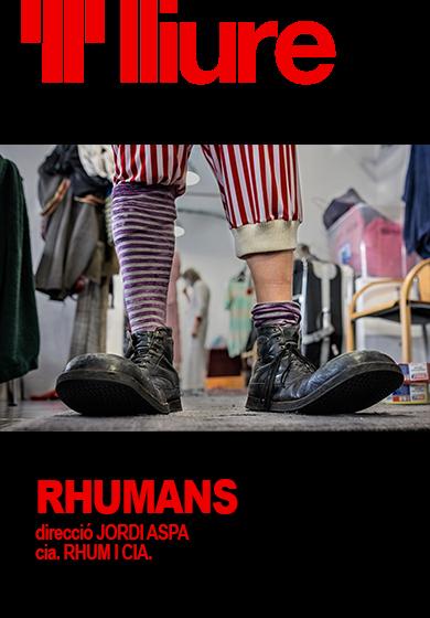 Rhumans → Teatre Lliure - Gràcia