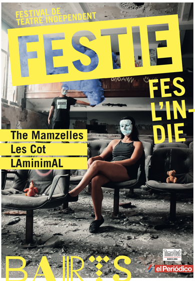 Festie, festival de teatre independent