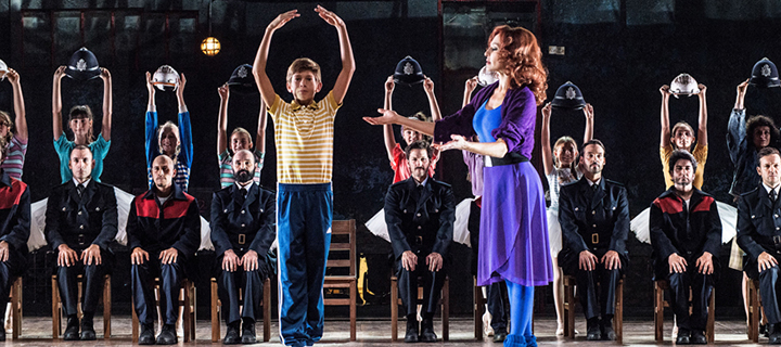Billy Elliot. El musical