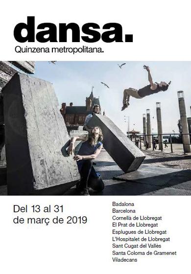 Quinzena metropolitana de la dansa. 2019