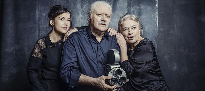 Finalizada: Entradas a 15 € para ver 'Maestro Fellini' con Mario Gas