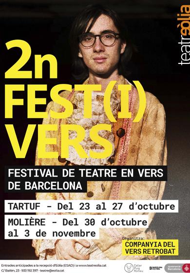 FEST(I)VERS. Festival de teatre en Vers de Barcelona 2019