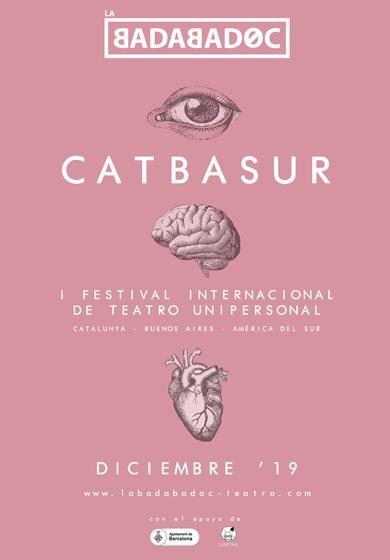 CATBASUR I festival internacional de teatro unipersonal