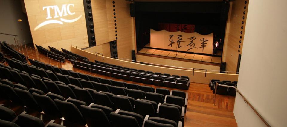 Teatre Municipal Cooperativa Barberà Del Vallès