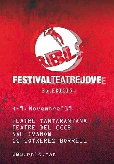 RBLS - Festival Teatre Jove 2019
