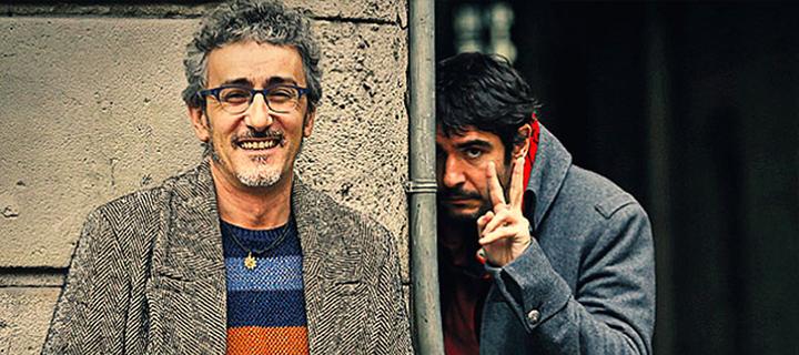 David Fernández i Juanra Bonet: Dos