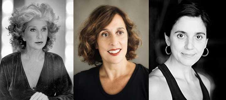 Norma Leando, Clara Segura i Carlota Subirós