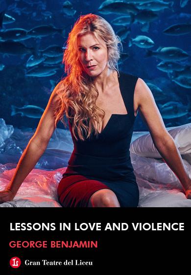 Lessons in Love and Violence - Gran Teatre del Liceu - Teatro Barcelona