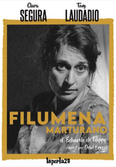 Filumena Marturano - Biblioteca de Catalunya - Teatro Barcelona