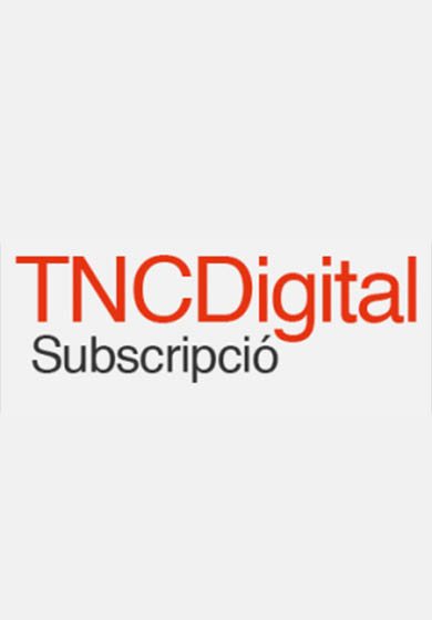 Subscripció TNCDigital